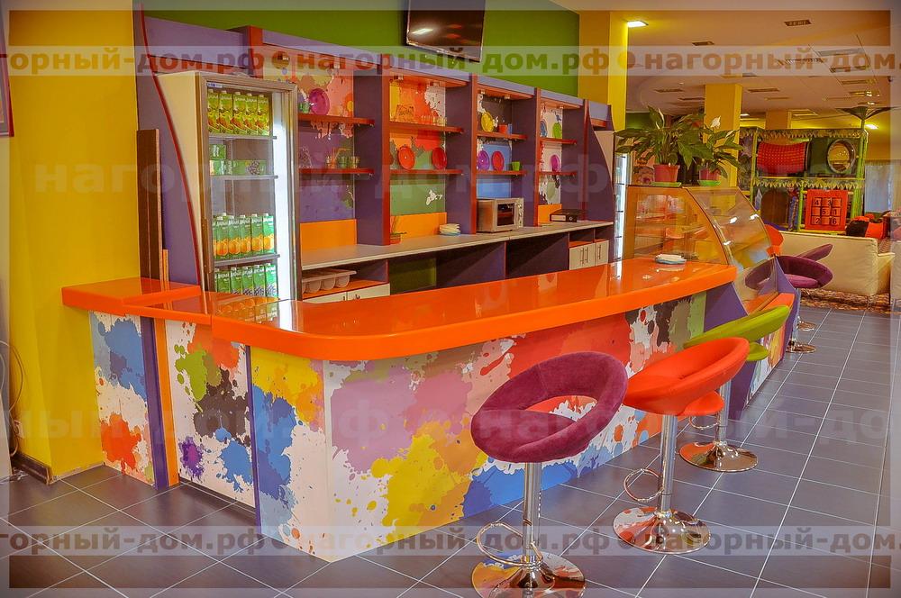 Мебель для детского кафе