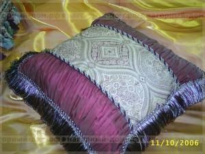 Подушки на заказ