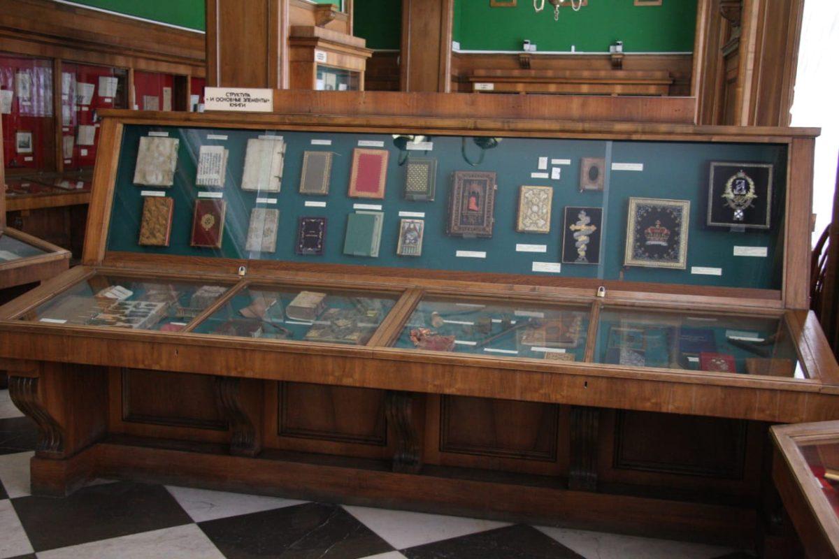 Выставочные витрины Вивальди